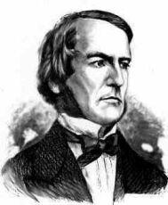 George Boole (1815 - 1864): la sua algebra booleana è alla base del progetto dei moderni calcolatori.
