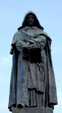 Monumento a Giordano Bruno a Roma in Campo de' Fiori