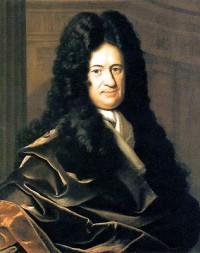 Gottfried Wilhelm Leibniz (1646-1716): nel 1671 il filosofo e scienziato tedesco inventa una macchina calcolatrice a ruote dentate che esegue la moltiplicazione di un numero a diverse cifre per uno ad una sola cifra e l'estrazione di radici quadrate. L'unico esemplare esistente (non funzionante) è conservato presso la Biblioteca Pubblica di Hannover.