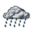 Light Rain Shower, Click for detailed weather for JAXX0071